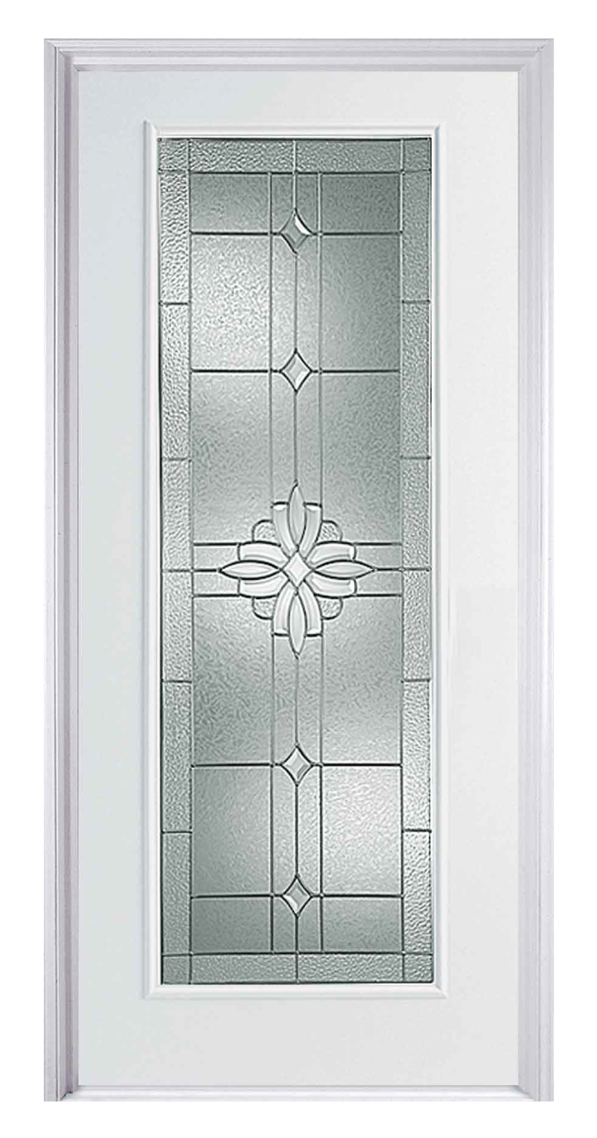 Platinum Reflections Entry Door with full length window
