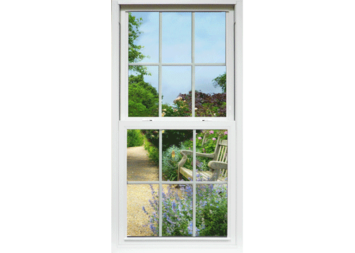 Oxford Double Hung Windows Example Window